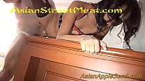 Watch Big Clit On The Toilet Seat preview