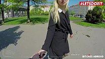 LETSDOEIT - Polish Teen Tourist Misha Cross Is ...