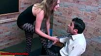 Teacher seduction » ballbusting Thumbnail
