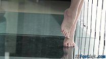 Watch Kinky cuties_feet jizzed preview