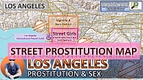 Los Angeles, Street Prostitution Map, Anal, hot...