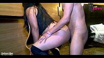 Latina Stripper fucked by horny customer