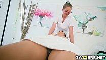 Ayumi Kase tiny pussy fuck by Keiran Lees big cock's Thumb