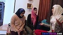 Arab teens surprised their BFF with a big black...