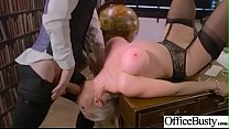 Watch Hardcore Bang With Office Naughty Busty Girl (Rebecca Moore) video-26 preview