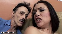 Older Step Dad Fucks Latin Daughter And Cums On...