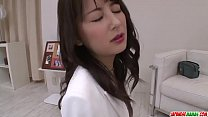 Hot japan girl Ayumi Iwasa get cock in all dump's Thumb