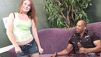 Shane Diesel  fucks sexy young redhead Thumbnail