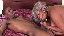 Watch Black grany fucking with no condom preview