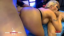 Watch Barbie Sins is a star, blonde with huge tits and an endless anal performance. Cum swallowing and fucking is her daily bread. For friends of blonde sex kittens. MILF on German Goo Girls preview