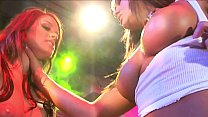 Party Hardcore Hot MILF Moms Lesbian Orgy in th...