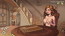 Innocent Witches   College girl loves undressin...