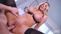 Watch busty blonde babe Olivia Austin get her big tits & pussy fucked hard's Thumb