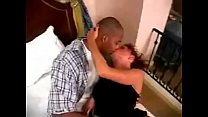Hot wife kissing black men Thumbnail
