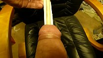 Watch gode_homemade_print_3D_scale0.33_for_put_inside_urethra_in_cock preview