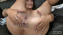 Casting amateur french couple with a big boobed wife sodomized by her husband's Thumb