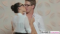 Babes - Office Obsession - Aidra Fox and Ariana Marie and Markus Bay - Whos The Boss Now's Thumb