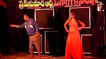 Watch TELUGU RECORDING DANCE. preview