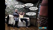 Watch 3D Comic: Echo. Episode 8 - Sress Test preview
