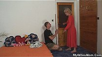 Mother in law seduces him for sex Thumbnail