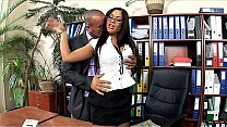 Office secretary fucked in stockings and heels Thumbnail