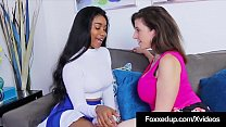 Jenna Foxx Gets Sweet Young Pussy Licked Out By...