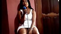 Ebony panties