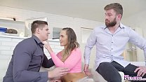 Nico is surprised when he sees Naomi Bennet and her stepbro kissing!'s Thumb
