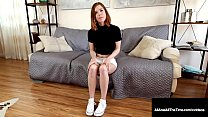 Sweet Young Girl, Pepper Heart, takes an anal b...
