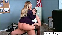 Sex Action In Office With Big Round Tits Slut Girl (August Ames) vid-04's Thumb