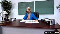 Watch Bridgette B teaching student a lesson preview