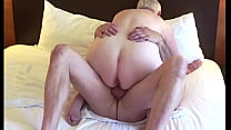 Chubby mature amateur with a nice big ass loves...