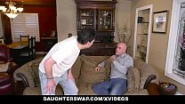 Watch DaughterSwap - Whore Teens Get Rammed By Their Daddies preview