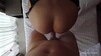 Girl Deepthroat Dick and Hard Doggy Sex POV صورة