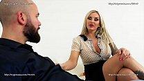 Mature Blonde Making a Real Handjob Masturbation Virtual Experience's Thumb