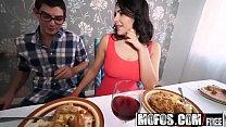 Mofos - Share My BF - Alexa and Valentina Give Deepthroat BJ starring  Valentina Nappi and Alexa Gra Thumbnail