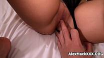 Casca Akashova ponded very hard!