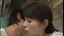 Watch Japanese Asian Mom Cheating with her Young Son preview