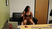 Student Comes To Office Says How Do You Want it Lets Have Sex,GrateCumVideos صورة