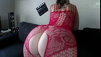 Nini Divine the best French PAWG loves spank he...