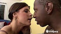 Watch Pornstar India Summer banged by bbc and gets cumshot on feet preview