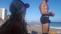 They love beach sex!!