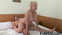 Mature Milf Fucking With The Plumbing Guy