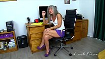 Quick JOI at Work with Leilani PREVIEW