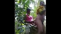 Watch Desi bangali bhabi outdoor fuck by boyfriend with bangla audio at forest for enjoy preview