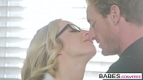 Babes - Office Obsession - One Last Goodbye starring Ryan McLane and Karla Kush clip صورة
