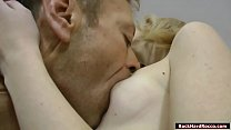Rocco Siffredi meets up hungarian Vivien.He sta...