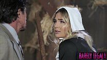 Amish seductress strikes a deal in barn's Thumb