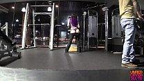 Fucking random 18 year old at gym public sex ~ 18 year old Thumbnail