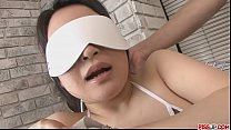 Graceful japanese porn babe with big tits in bi...